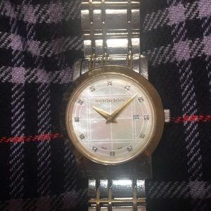 Burberry woman  watch